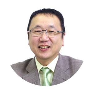 スタディング技術士講座の匠習作先生(男性)顔写真