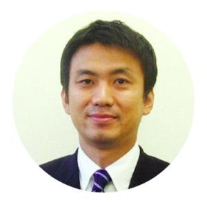 スタディング証券外務員講座の山田幸次郎 先生(男性)顔写真