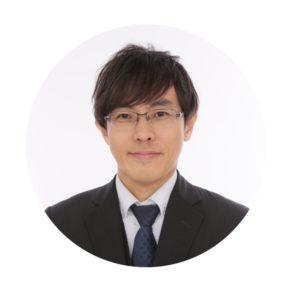 スタディング社労士講座の早苗俊博先生(男性)顔写真