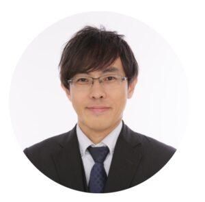 スタディング社労士講座の早苗俊博講師(男性)顔写真