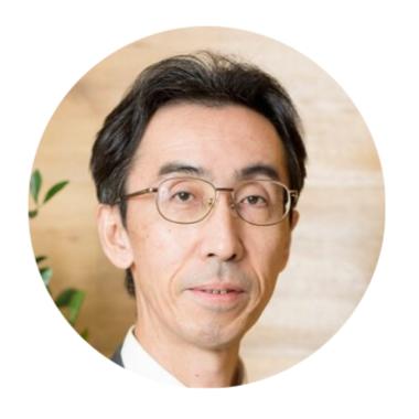 スタディング税理士講座の中村博之先生(男性)顔写真