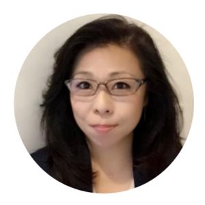 スタディング簿記講座の竹原眞美先生(女性)顔写真