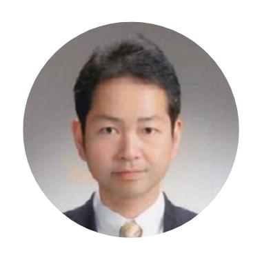 スタディング販売士講座の上岡史郎先生(男性)顔写真