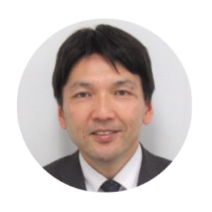 スタディング税理士講座の倉井泰将先生(男性)顔写真