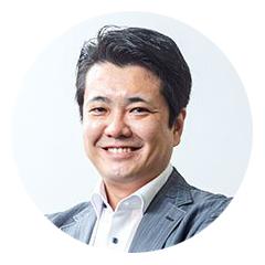 スタディングFP講座の島田慶生先生(男性)顔写真