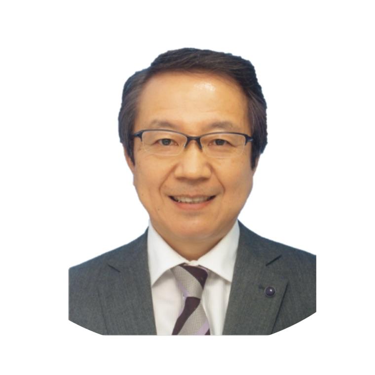 スタディング知的財産関連講座の塩島武徳先生(男性)顔写真