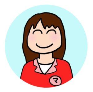 スタディング公務員講座の西川マキ講師(女性)顔写真