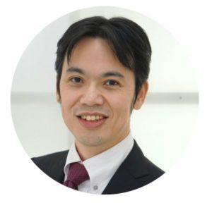 スタディング公務員講座の永野裕之講師(男性)顔写真