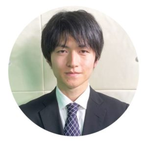 スタディング公務員講座の古川俊講師(男性)顔写真