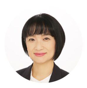 スタディング応用情報技術者講座の長谷部愛先生(女性)顔写真